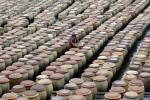 La actividad industrial se ralentiza en China