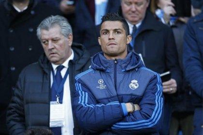 Ronaldo vuelve a entrenar con el Madrid