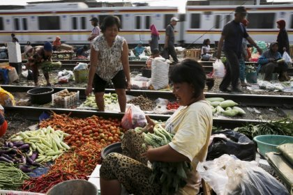Indonesia's Q1 GDP grows at slower pace than forecast