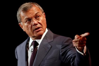 WPP boss Sorrell gets support for his 70 million pound pay package