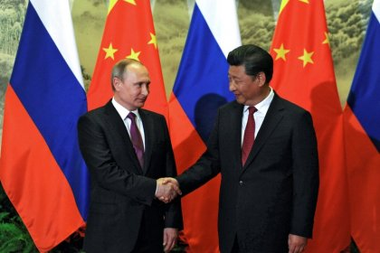 China, Russia sign MOU on yuan clearing in Russia