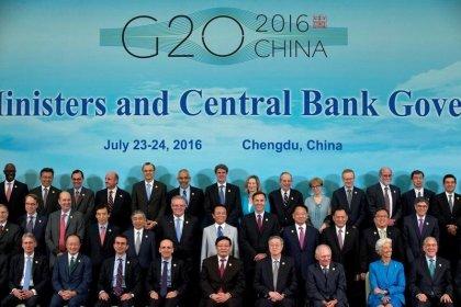 G20 setzt auf Reformen für weiteres Wachstum