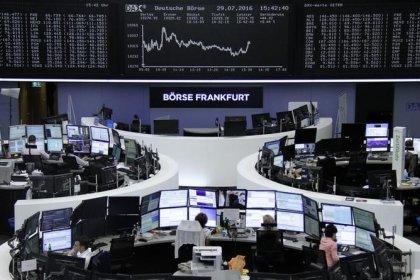 أسهم أوروبا ترتفع بدعم صعود البنوك