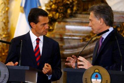 الأرجنتين والمكسيك تعززان اتفاقية اقتصادية في محاولة لإبرام اتفاق للتجارة الحرة