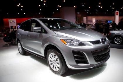 Mazda recalling 190,000 CX-7 vehicles in U.S.