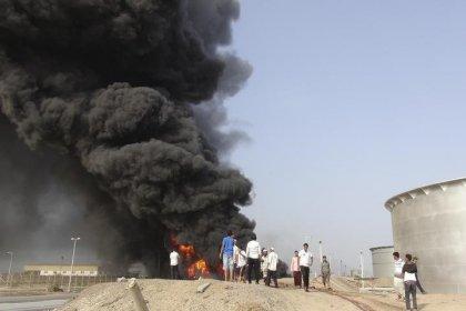 Нефть дорожает после ракетного удара Йемена по нефтяным объектам Саудовской Аравии