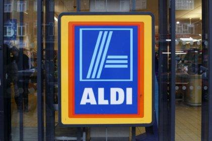 Discounter Aldi plans 300 million pounds UK store revamp