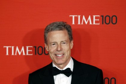 Time Warner CEO says only AT&T approached with offer