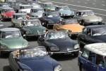 Automobile: l'amour traverse les frontières pour une Citroën DS sexagénaire