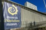 En Belgique, un musée itinérant du capitalisme