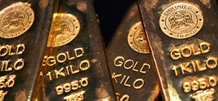 Gold drops on U.S. jobless claims data