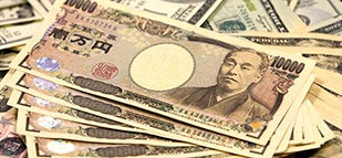 Forex - Japanese yen weakens after Jan wage data declines