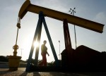 Crude oil hits 5-week high on U.S. demand hopes, Middle East tension