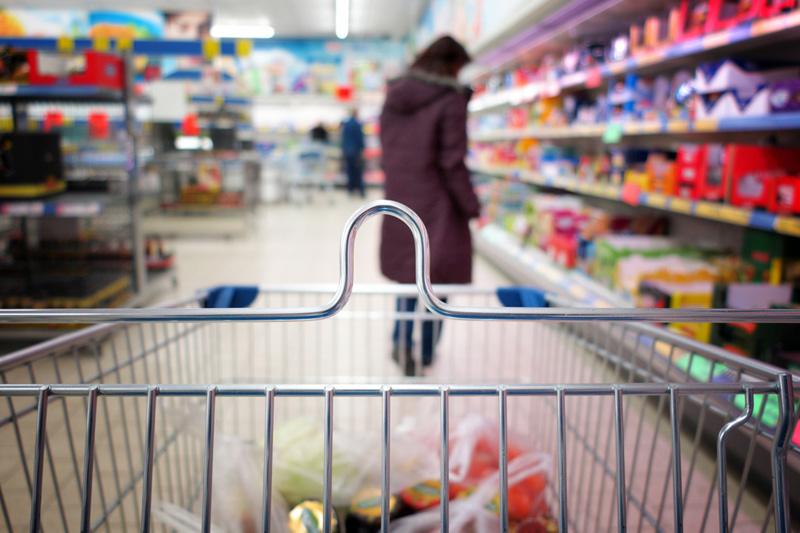 El índice de precios al consumo en Estados Unidos sube un 0,1 % en julio