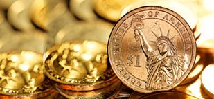 Доллар падает несмотря на позитивный отчет США