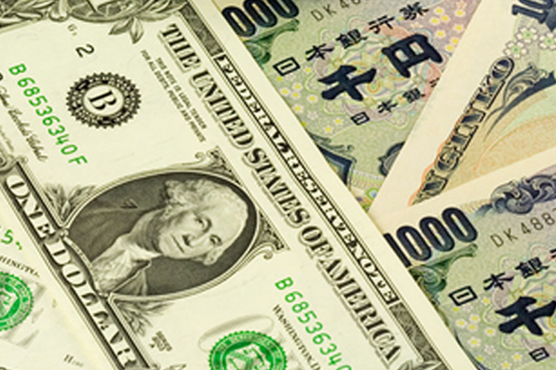 Greenback strengthens sharply vs. yen on BoJ statement