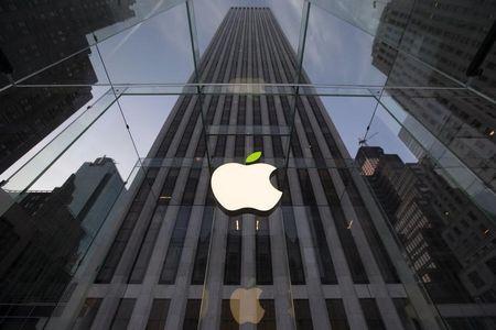 © Reuters. Un imprevisto en la pantalla del iPhone 6 genera tumulto entre proveedores