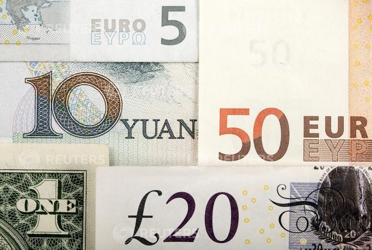 Доллар достиг многомесячного пика благодаря сильным данным из США