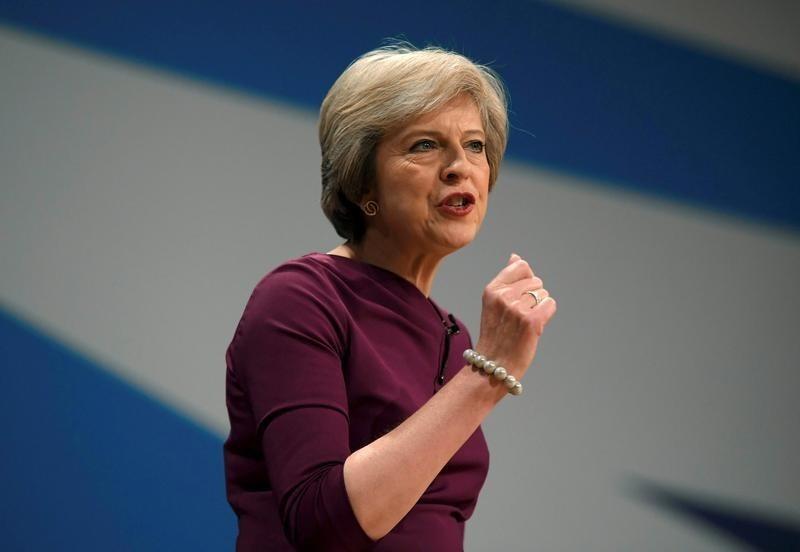 © Reuters. Reino Unido estudia aportar a la UE para acceder al mercado tras Brexit