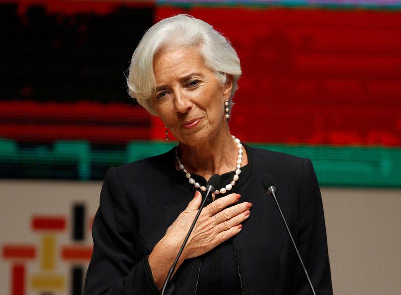 Lagarde to seek postponement of trial in Tapie case - lawyer