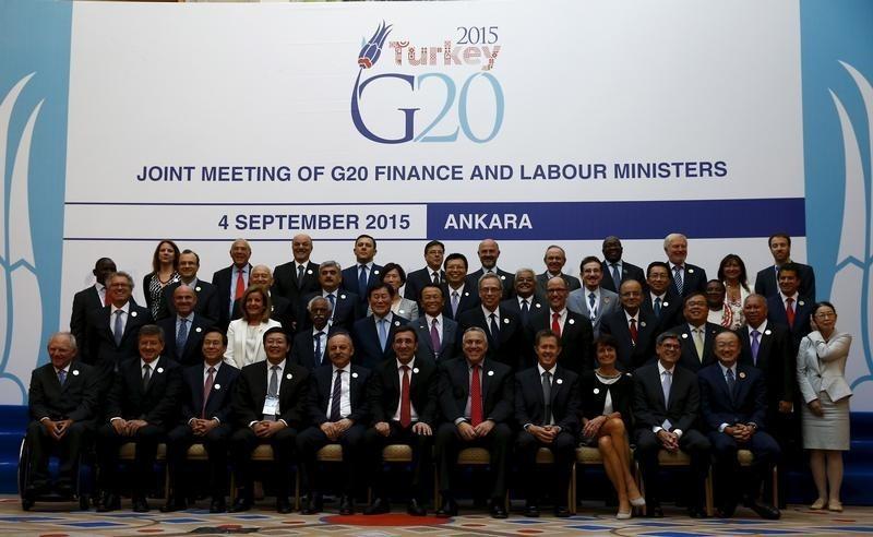 """El G-20 necesita """"duplicar esfuerzos"""" contra la devaluación, funcionario Tesoro EEUU"""