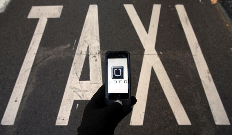 Bericht - Uber mit Milliardenverlust im ersten Halbjahr