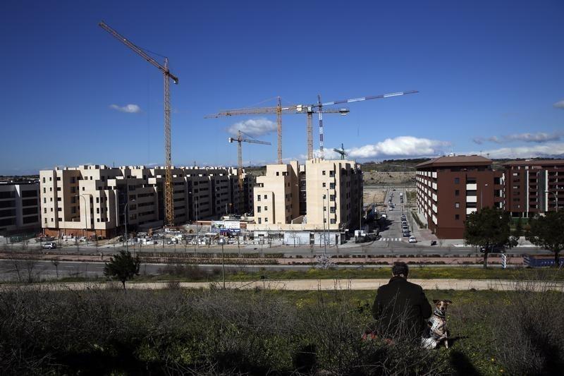 © Reuters. Las hipotecas aumentan un 15 pct interanual en junio