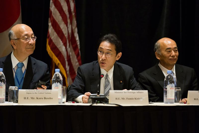 US, Japan, S. Korea ministers discuss tougher measures against North Korea