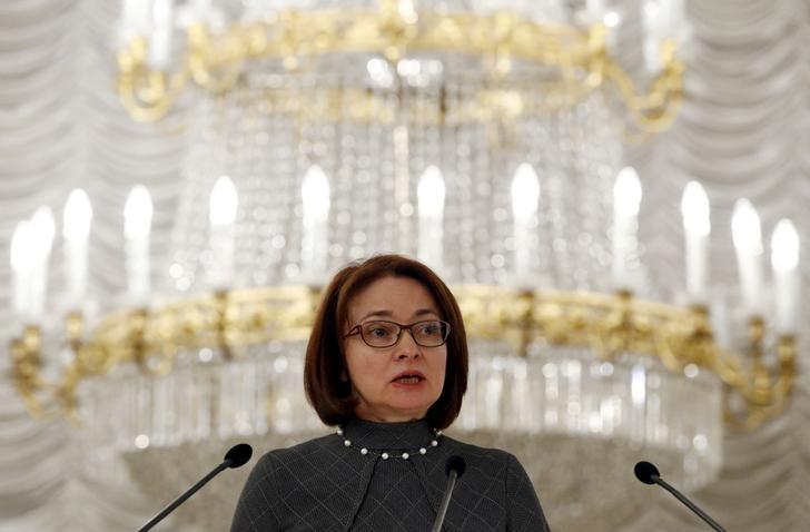 Банковский сектор РФ выдержит обвал цен на нефть до $25 -- Набиуллина