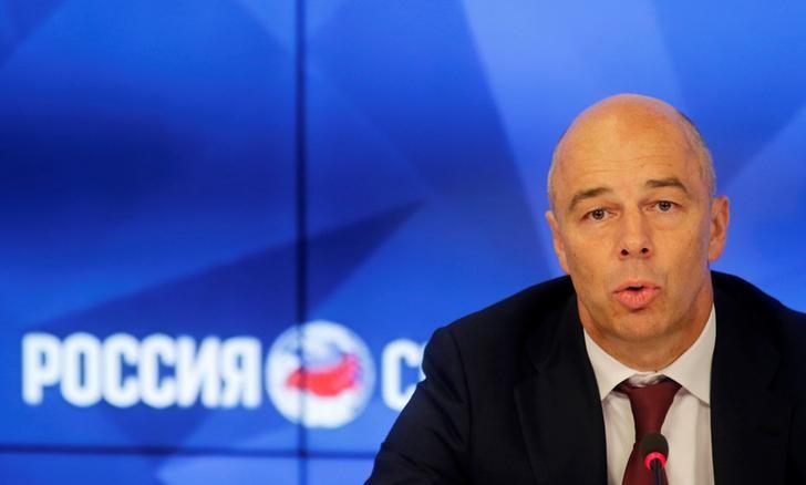 Россия может занять за рубежом $7 млрд в 17г -- Силуанов