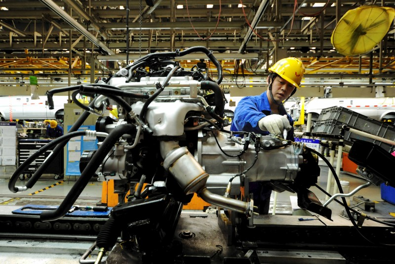 China factory activity expands again in September: official PMI