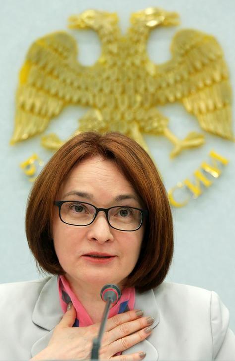 Набиуллина не видит рисков для курса рубля из-за планов buyback Роснефти