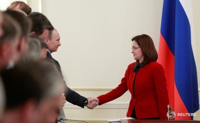 Путин поддержал Центробанк в усилиях предотвратить финансовые пузыри